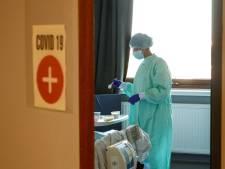 Avec 103.000 cas au compteur, il y désormais cinquante hospitalisations par jour
