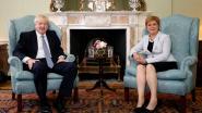 """""""Johnson wil Schotse premier Sturgeon niet bij kabinetsberaad"""""""