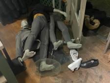 Tweede inbraak in acht weken bij kledingzaak in Doetinchem: 'Ongelofelijk, we zijn er kapot van'