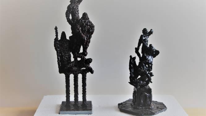 Plannen voor bronzen beeld op Diepenheimse Plein onder de Platanen in de ijskast: niemand wil betalen