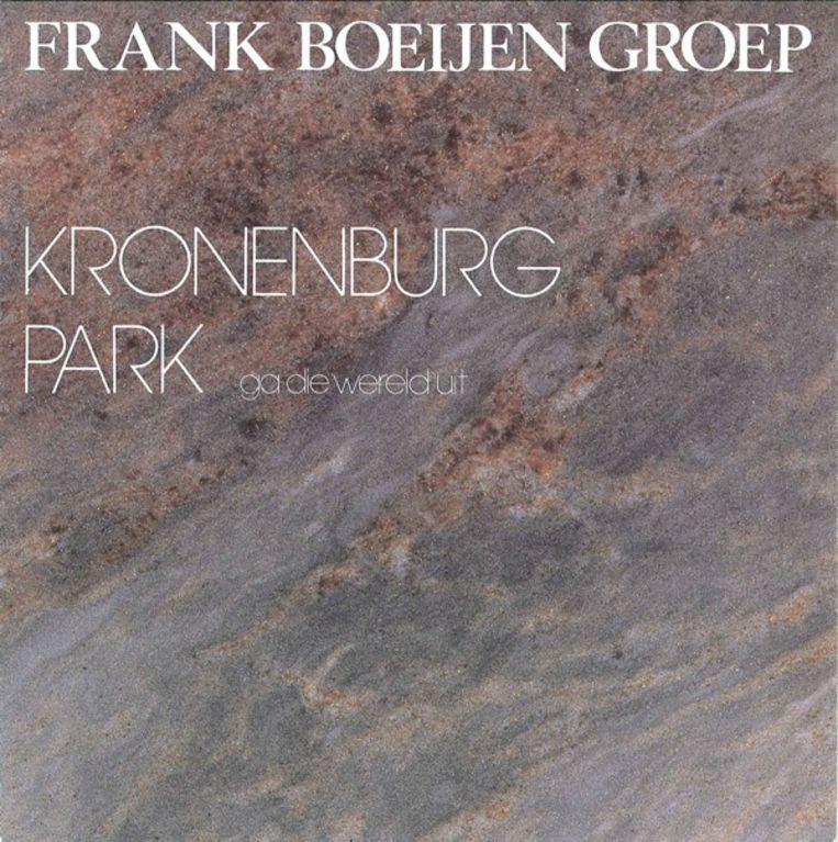 Kronenburg Park (1985) Beeld