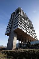 Het voormalige Philips Nederland, later Philips Benelux en Signify-kantoor, aan de Boschdijk in Eindhoven.