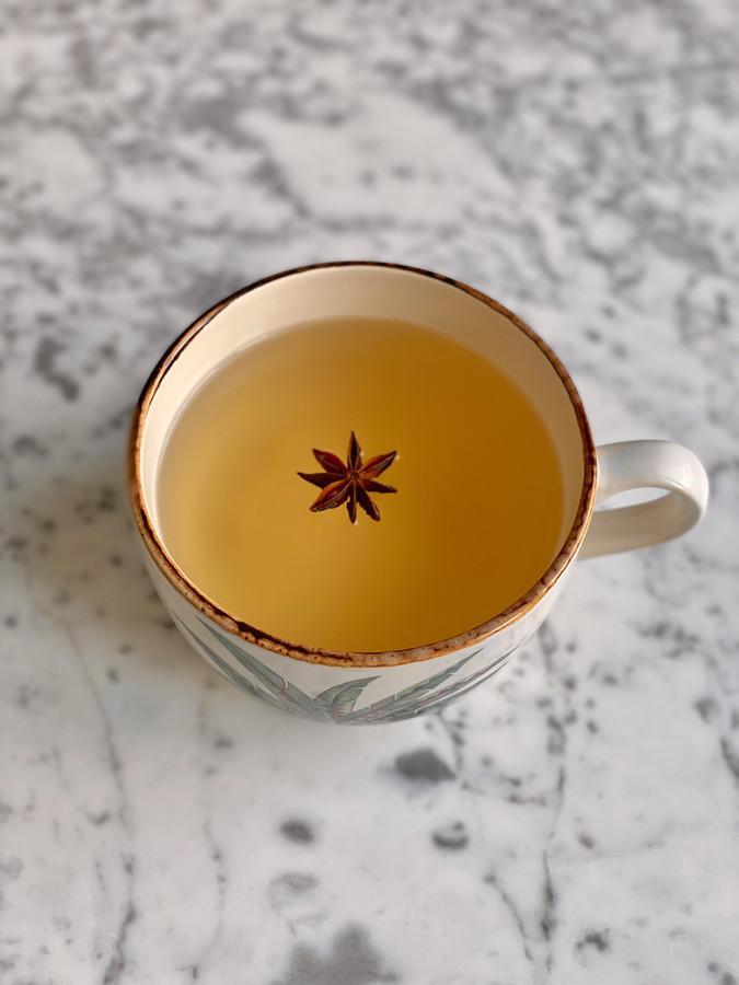 Tonic met appelciderazijn.