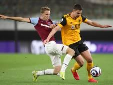 Le but de Leander Dendoncker n'a pu éviter la défaite de Wolverhampton face à West Ham