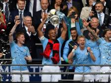Manchester City pakt op Wembley in stijl de 'treble'