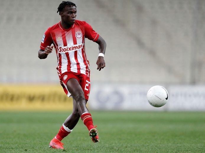 Armindo Bruma is nog zeker geen Olympiakos-speler in seizoen 2021-2022.