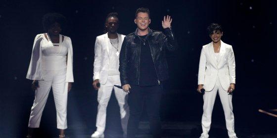De zanger zelf is er van overtuigd: Groot-Brittannië werd laatste bij het Songfestival vanwege de brexit