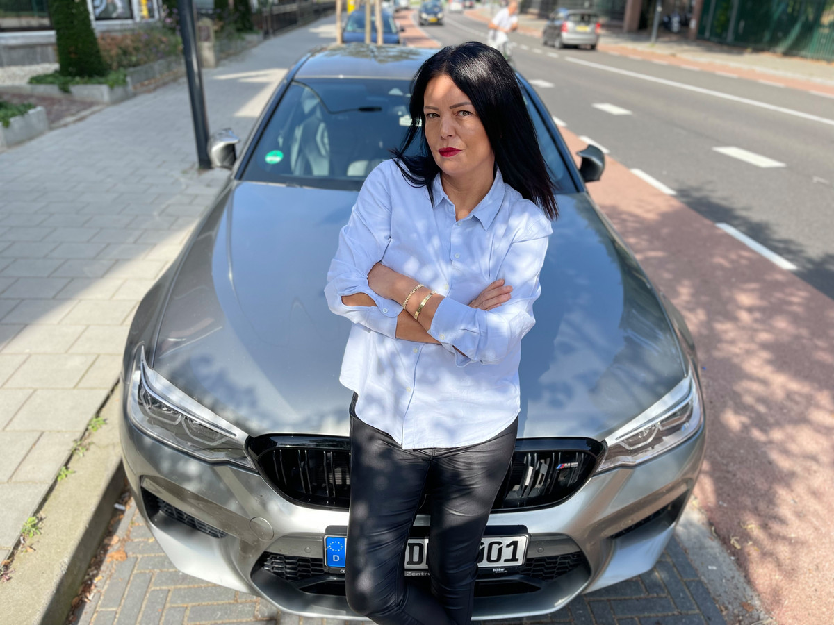 Sonja Pandzic-Radovanovic: 'Zonder bankrekeningen kan ik niet verder.'