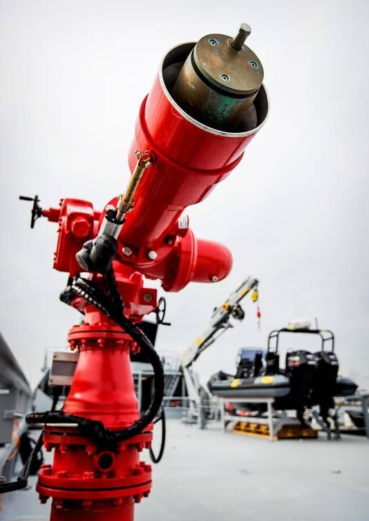 De Ocean Warrior, het vijfde schip in de Sea Shephard-vloot is al bijna bij Antartica.