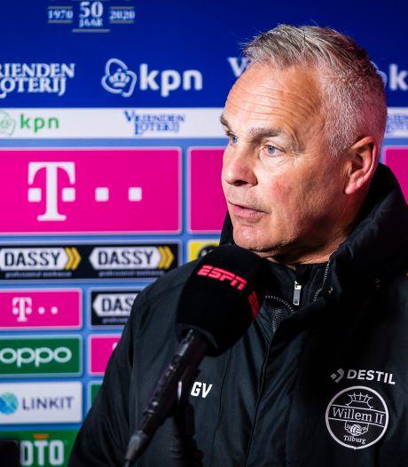Assistent-trainer Gery Vink na drie jaar weg bij Willem II