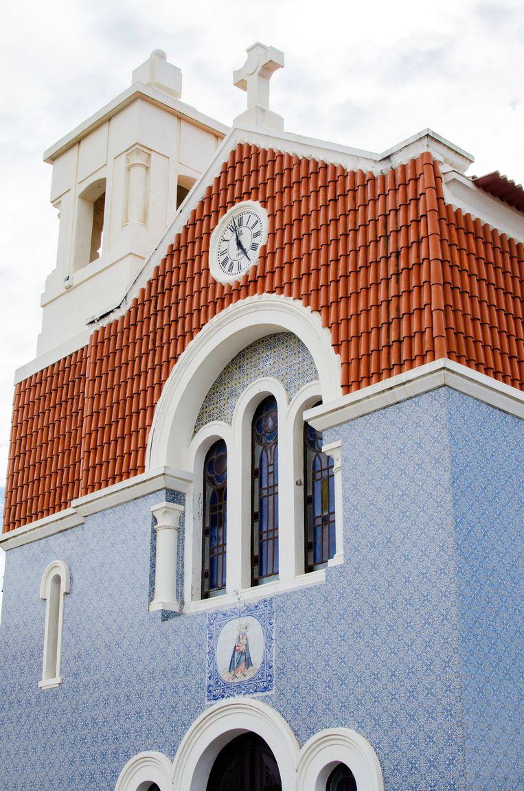 De katholieke kerk is prominent vertegenwoordigd in Portugal. Beeld Jessica de Korte