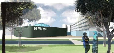 Nieuw plan: moskee voor maximaal 900 bezoekers
