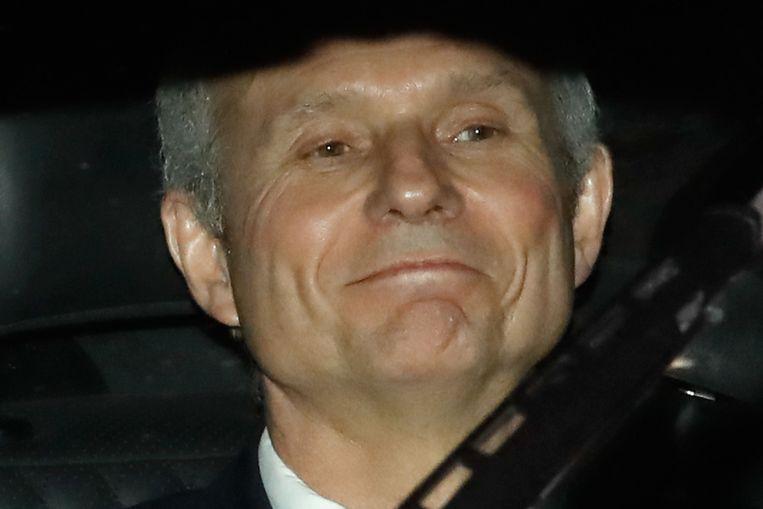 David Lidington. Beeld AFP