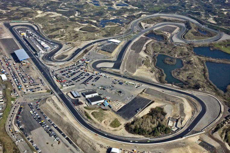 Het circuit van Zandvoort. Beeld EPA