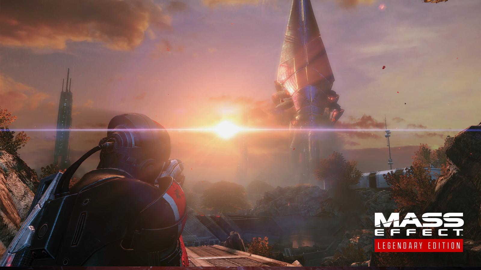 Eden Prime, een legendarische locatie uit de eerste game.