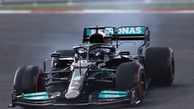 Dix places de pénalité pour Hamilton au GP de Turquie après avoir changé son moteur