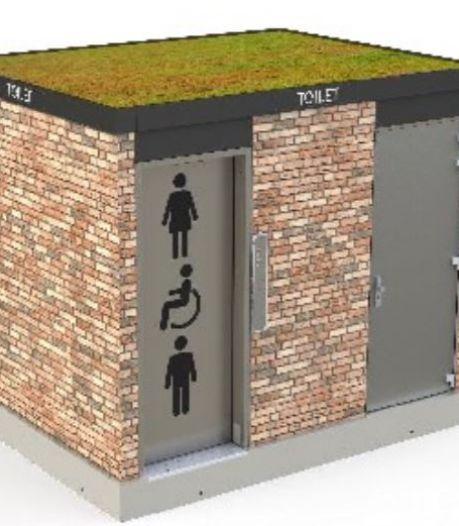 Raad Bommel wil mogelijk ook plasje doen over toilet