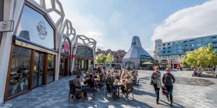 Cityplaza Nieuwegein is een van jonge monumenten, waarop inwoners kunnen stemmen.