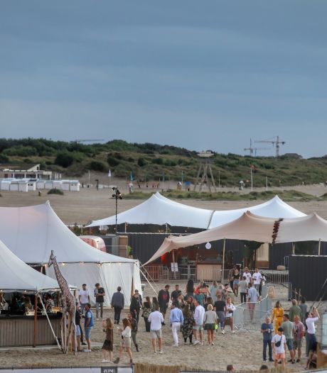 Dan toch een beetje WECANDANCE in Zeebrugge deze zomer: festivalorganisatoren openen beachbar
