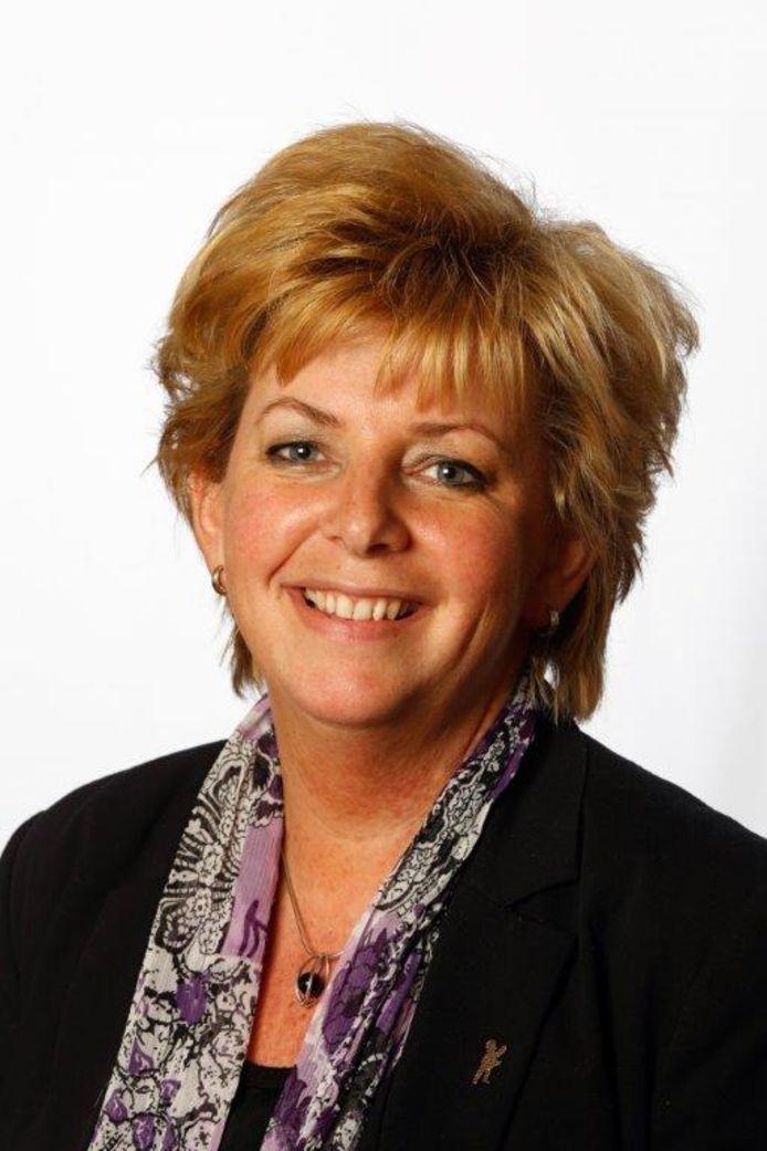 Wethouder Carla Kreuk.