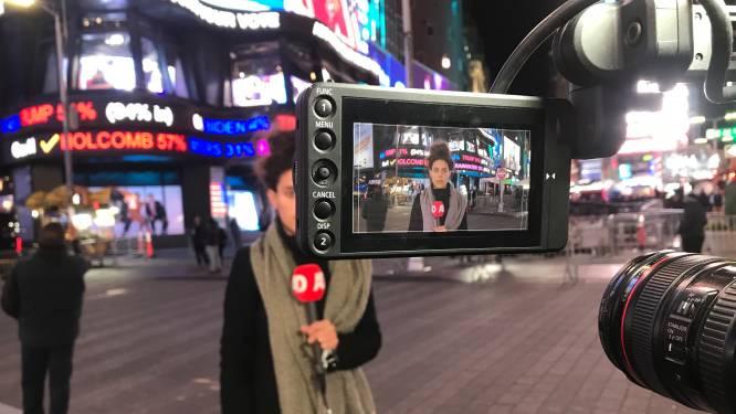 'Ik was in shock toen ik VS-correspondent werd, het ging allemaal zo snel'