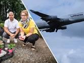 Gemist? Kindergrafje vernield in Albergen & vijfde Boeing 747 vertrokken vanaf Twente Airport