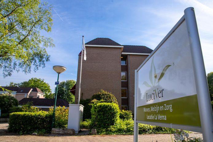 Verpleeghuis La Verna aan de Leemweg in Alverna
