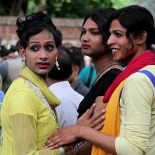 Indiase staat zet transgenders en eunuchen in als bewakers in opvangtehuizen