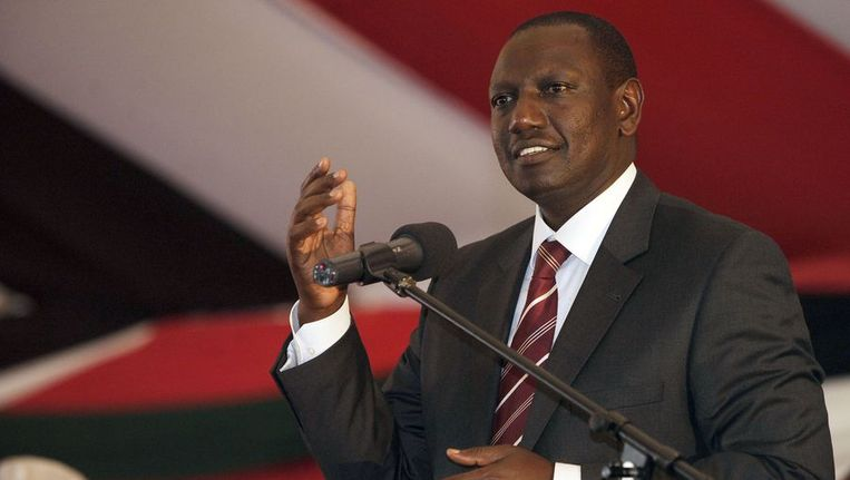 William Ruto Beeld afp