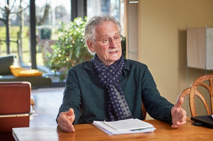 Jacques Pijnappels  stapt uit Progressief Landerd.