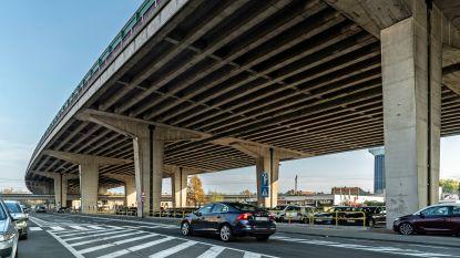 Lichte hinder verwacht door nachtelijke werken aan drie bruggen over E40 en R4