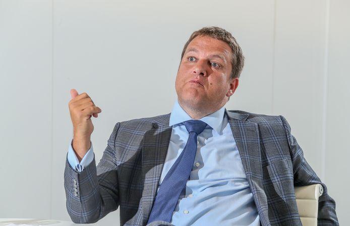 """Econoom Ivan van de Cloot van denktank Itinera: """"Hoe geloofwaardig ben je nog als overheid?"""""""