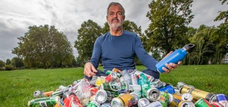 Westlandse afvalrapers verzamelen 100.000 plasticverpakkingen