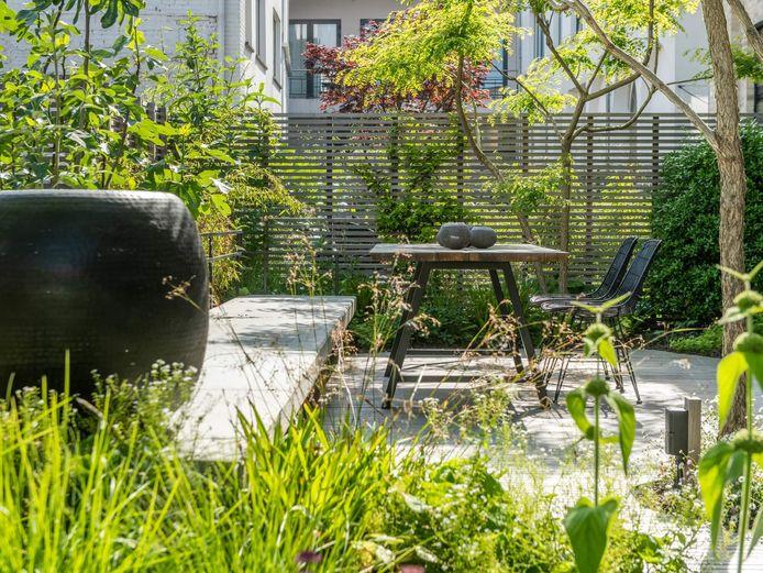 Kom tot rust  in een groene omgeving waar planten hun gang kunnen gaan.