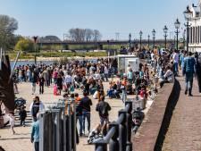 Wisselend extra toezicht in de grote steden in onze regio rondom de heropening van de terrassen