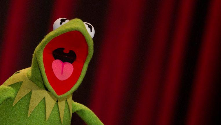 Kermit de Kikker Beeld reuters