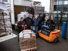 De Sterkerij uit Rijssen maakt 18.000 kerstpakketten