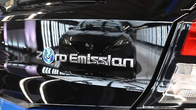 Duitsland haalt doel van 1 miljoen elektrische auto's met half jaar vertraging