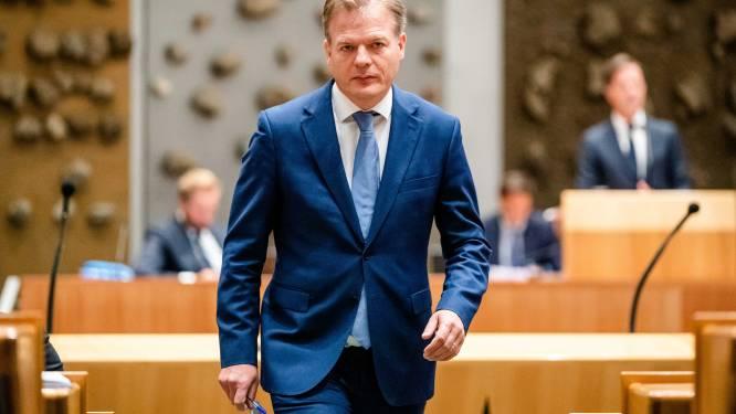 Omtzigt over negatieve CDA-campagne tegen Rutte: 'Ik heb mij daarvan gedistantieerd'