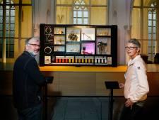 Bezoekers Museum Speelklok kunnen bijzonder muziekinstrument bespelen