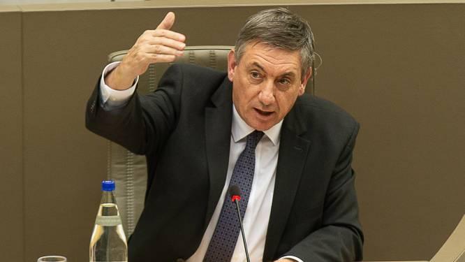 """Vlaams minister-president Jan Jambon: """"Goede hoop dat dit tijdelijke opstoot was"""""""