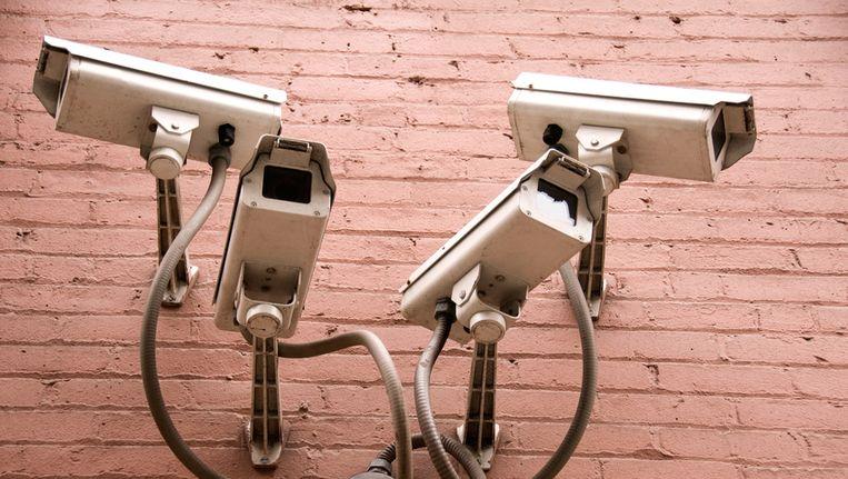 Beveiligingscamera's Beeld Thinkstock