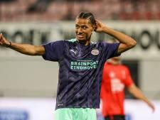 Fodé Fofana leert bij Jong PSV nog veel bij en wil verbeteren in 'vechtwedstrijden'