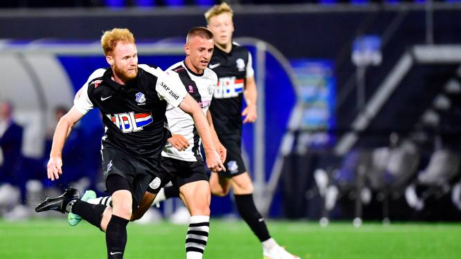 Zes kilo lichter keert Van der Sande terug bij winnend FC Eindhoven: 'Ik kon twee weken helemaal niets'