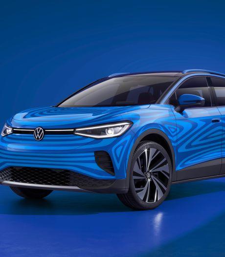 Stiekem op pad met Volkswagens eerste elektrische SUV: de ID.4