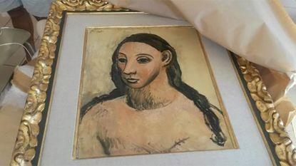 Ex-bankier krijgt boete van 52,4 miljoen euro en celstraf wegens smokkel van een Picasso