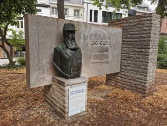 """Koloniale beelden in Albertpark worden niet verwijderd: """"Ze krijgen wel meer kritische duiding en nieuwe ruimtelijke aankleding"""""""
