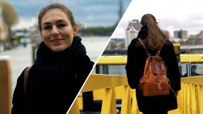 Brenda Stoter Boscolo liet, net als andere columnisten en een nieuwschef van het AD Rotterdams Dagblad, haar favoriete plek in Rotterdam zien.