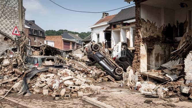 LIVE. Dodentol opgelopen tot 32, nog 18 personen vermist - Nog 400 gezinnen zonder water - Waalse regering kondigt heropbouwplan van 2 miljard aan