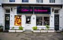 Restaurant Urumqi op de Diergaardesingel 92b in Rotterdam.